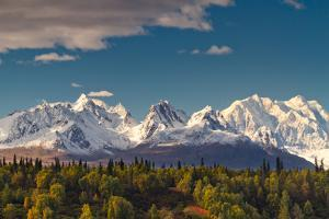 Mt. Mckinley- Alaska by Annia