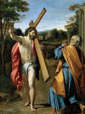 Domine, Quo Vadis?, C. 1602
