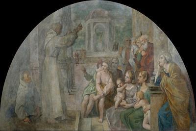 Saint Didacus Preaching, 1604-1607
