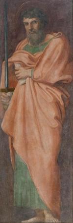 Saint Paul, 1604-1607 by Annibale Carracci