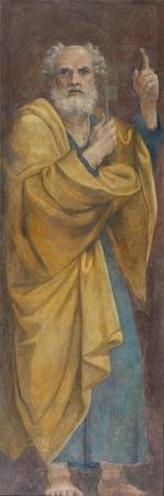 Saint Peter, 1604-1607 by Annibale Carracci