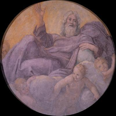 The Everlasting Father, 1604-1607 by Annibale Carracci