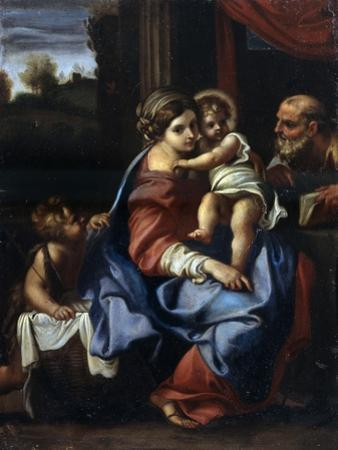 The Holy Family with John the Baptist as a Boy, Late 16th or Early 17th Century by Annibale Carracci