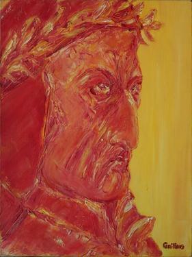 Dante by Annick Gaillard