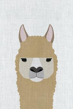 Alpaca by Annie Bailey Art