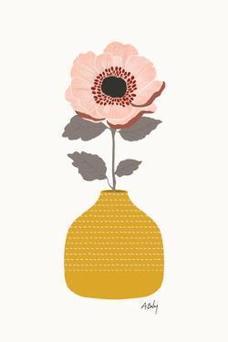 Flower Dream by Annie Bailey Art
