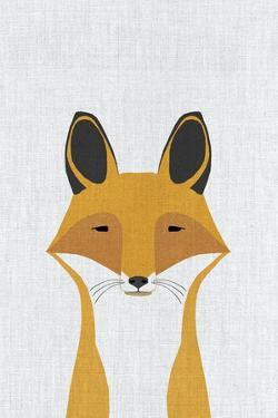 Foxy by Annie Bailey Art