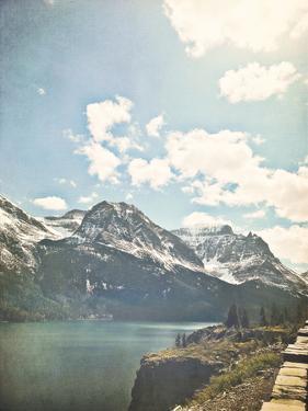 Saint Mary Lake by Annie Bailey