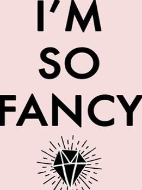 So Fancy by Annie Bailey