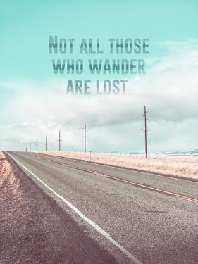 Those Who Wander by Annie Bailey