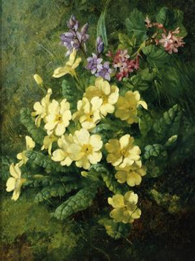 Spring Flowers by Annie Feray Mutrie