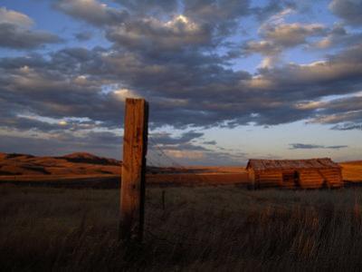 Abandoned Homestead Near Edgar by Annie Griffiths Belt