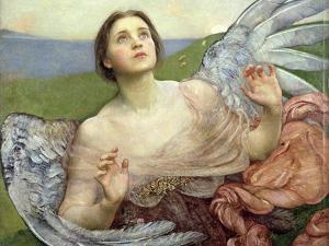 Sense of Sight, 1895 by Annie Louisa Swynnerton