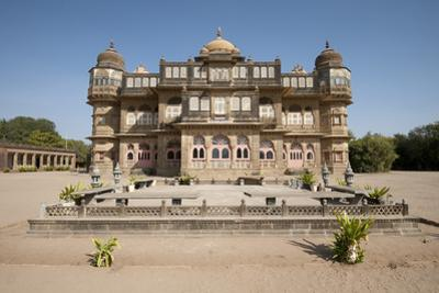 Vijay Vilas Palace, Built from Red Sandstone for the Maharao of Kutch During the 1920S, Mandvi by Annie Owen