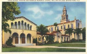 Annie Russell Theater, Rollins College