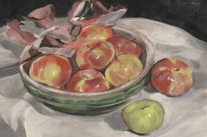 Autumn Apples I by Annie Warren