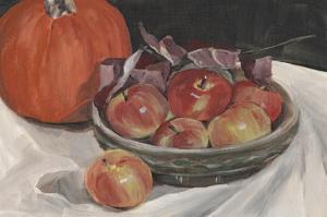 Autumn Apples II by Annie Warren