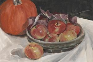 Autumn Apples II by Annie Warren