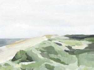 Coastline Greenery II by Annie Warren