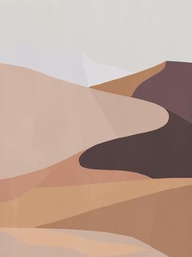 Desert Dunes I by Annie Warren