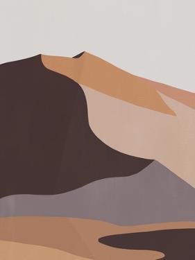 Desert Dunes II by Annie Warren