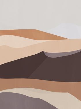 Desert Dunes III by Annie Warren
