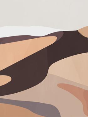 Desert Dunes IV by Annie Warren