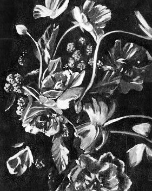 Enchanted Bloom I by Annie Warren