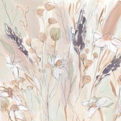 Lavender Flower Field II