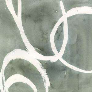 Moss Swirl II by Annie Warren