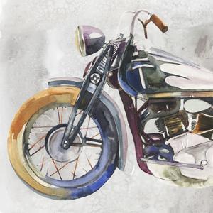 Moto Metal I by Annie Warren