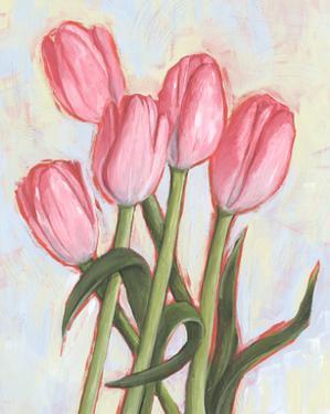 Peppy Tulip I by Annie Warren