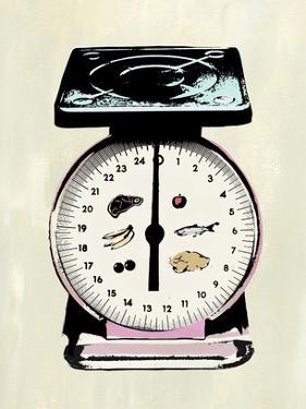 Retro Kitchen Appliance II by Annie Warren