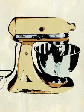 Retro Kitchen Appliance IV by Annie Warren