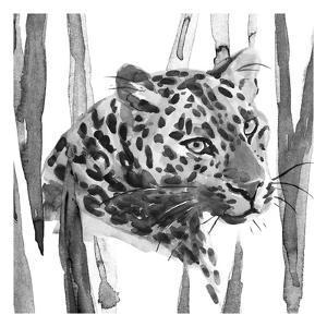 Still Cat II by Annie Warren