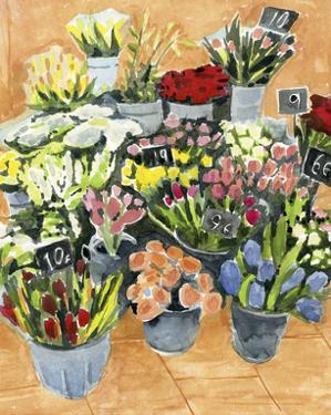 Street Florist II by Annie Warren