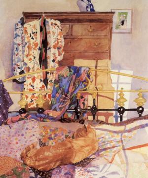 Patchwork Quilt by Annie Williams