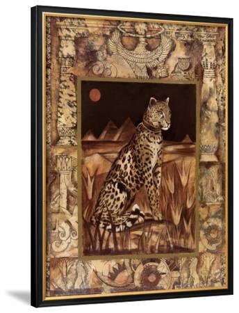 Egyptian Splendor I by Annrika Mccavitt