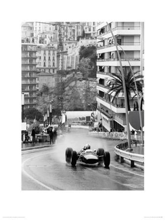 Monaco Grand Prix by Anon