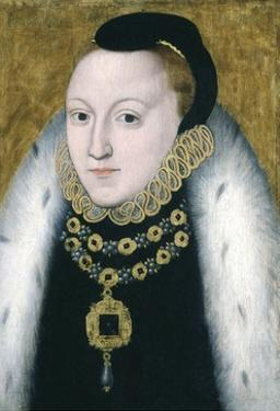 Anonymous Portrait of Queen Elizabeth I