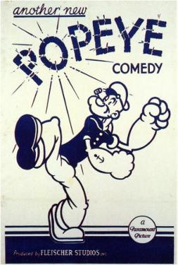 Another New Popeye Comedy