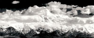 Denali National Park by Ansel Adams