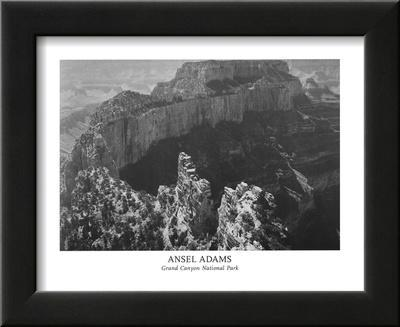 Grand Canyon National Park by Ansel Adams