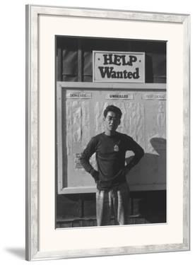 Help Wanted by Ansel Adams