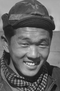 Kenji Sano by Ansel Adams