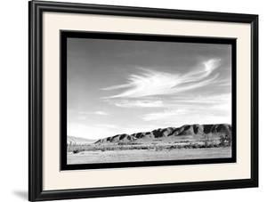 Landscape at Manzanar by Ansel Adams