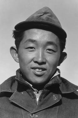 Richard Kobayashi, Farmer by Ansel Adams