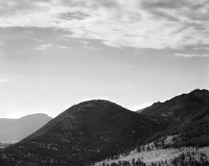 Rocky Mountain National Park, Colorado, ca. 1941-1942 by Ansel Adams
