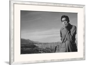 Tom Kobayashi, Landscape by Ansel Adams