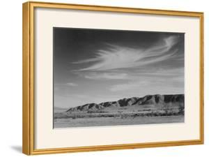 View South from Manzanar to Alabama Hills by Ansel Adams